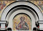 Chruch mosaic, Ekaterinburg