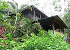 Minga Lodge - main reception building