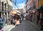 Witches Market, La Paz