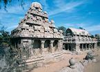 The Five Rathas, Mahabalipuram