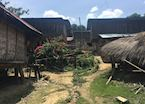 Before setting off into the jungle, visit the Ban Nam Poung Kamu Village