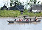 Excursions in the Amazon, Peru