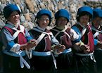 Naxi women, Lijjang