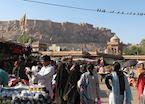 Clock Tower market, Jodhpur