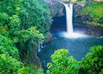Big Island Rainbow Falls, Hawaii (Big Island)
