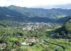 The town of Boquete