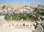 The Roman theatre, Amman