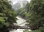 Vine Bridge, Iya Valley