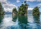 Cheow Lan Lake, Khao Sok National Park