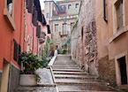 Ascent on Castel San Pietro, Verona