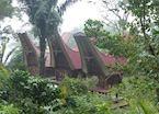 Traditional rice barns, Toraja