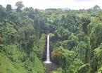 Papapapai-Tai Falls, Upolu