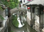 Water town of Zhouzhuang, Shanghai