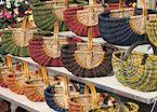 Woven baskets, Gordes