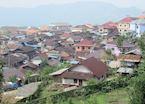 View over Phongsali
