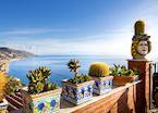 Sea views, Taormina