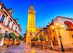 Giralda Tower, Seville