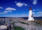 Maugher Beach Lighthouse, nr Halifax