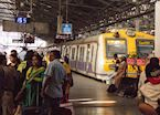Mumbai (Bombay) railway station