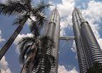 Twin Towers, Kuala Lumpur, Malaysia