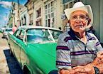 Locals in Havana, Cuba