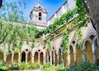Cloister at San Francesco d'Assisi Church, Sorrento