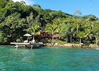 Ilha Grande, Sagu Mini Resort