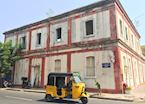 The French Quarter of Pondicherry