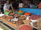 Spices, Pyin U Lwin market