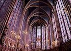 Sainte-Chapelle Cathedral, Paris