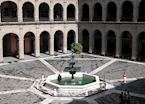 Central Courtyard, Presidential Palace, Mexico City