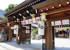 Fukuoka Kushida Shrine