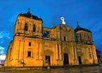 Cathedral  of Leon, Nicaragua