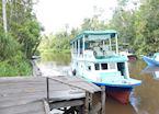 Deluxe Klotok Riverboat I