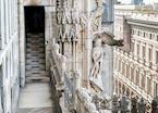 Duomo detail, Milan
