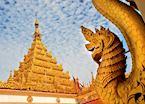 Mahu Muni temple, Mandalay