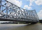 The Howrah Bridge Calcutta