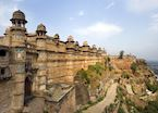 Man Mandir Palace, Gwalior, India