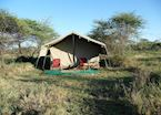 Wildfrontiers Serengeti Wilderness Camp