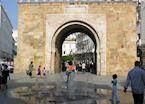 Tunis Medina main gate