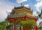 Chinese temple, Cebu