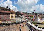 Bodnath Square, Kathmandu, Nepal