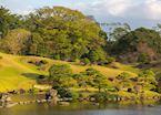 Suizenji gardens, Kumamoto