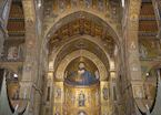 Monreale Cathedral mosaics, Palermo