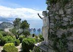 Coastal view, Capri