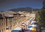 Salamanca Markets, Hobart