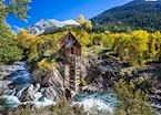 Aspen - abandoned Crystal Mill