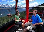 Whistler's Peak to Peak Gondola