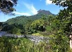 View of El Yunque, Baracoa