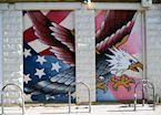 Street mural, Austin